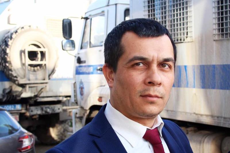Минюст обязал исключить из коллегии адвоката Эмиля Курбединова