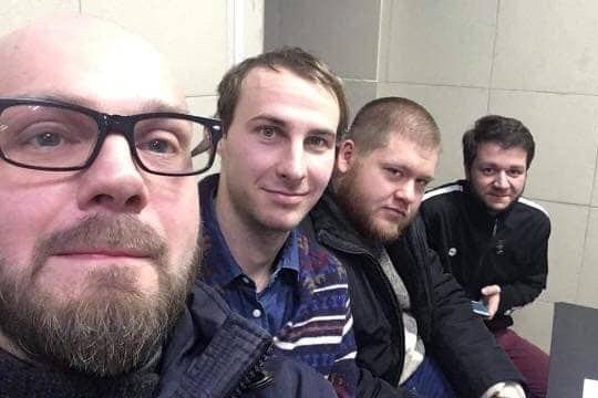 Задержанного в Москве 19.01 Игоря Ясина не выпускают из суда