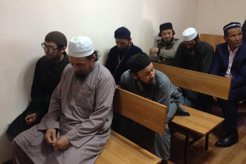 Суд в Крыму вынес приговор четырем фигурантам дела «Таблиги Джамаат»