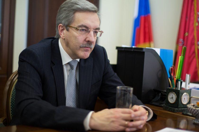 Власти Петербурга продлили аренду офиса правозащитному обществу «Мемориал»