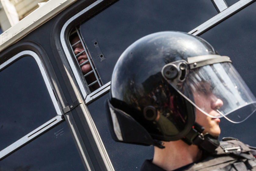Криминализация протеста стала инструментом борьбы с митингами