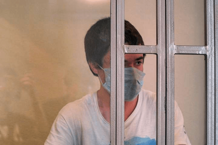 Russia sentences gravely ill Ukrainian political prisoner it abducted to 6 years, he launches hunger strike