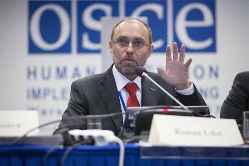 «Мемориал» признал члена совета движения «Голос» Романа Удота политзаключенным