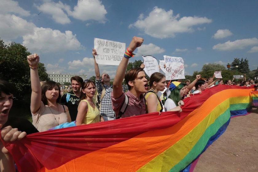 На Урале закрыли дело о гей-пропаганде, заведённое на подростка