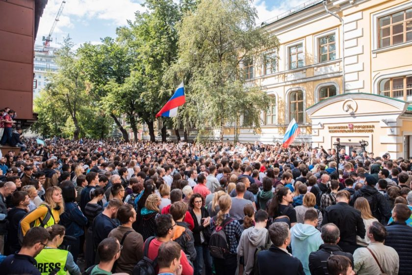 Адвокаты заявили о прекращении уголовного дела семьи Проказовых. Его завели из-за их ребенка на акции протеста