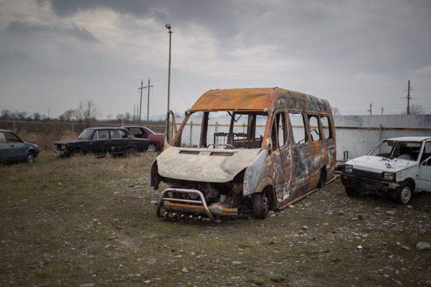 Пострадавшие во время нападения на границе Чечни и Ингушетии журналисты и правозащитники обратились в ЕСПЧ