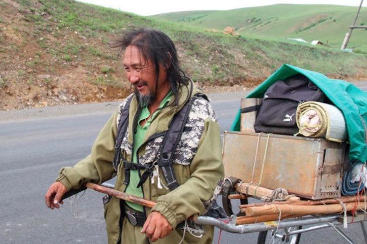 """Минздрав Якутии: «самопровозглашенного """"шамана‑воина"""" А.Габышева» отвезли в психдиспансер"""