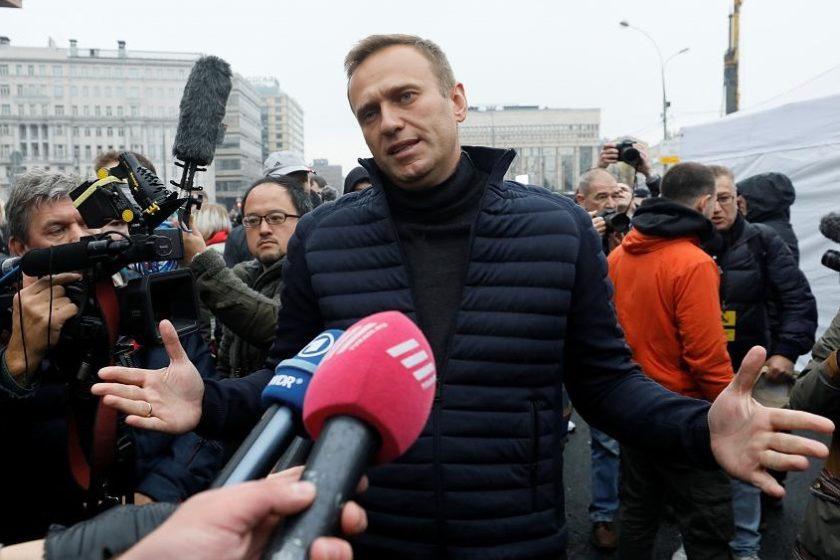 Минюст внес Фонд борьбы с коррупцией в список иностранных агентов