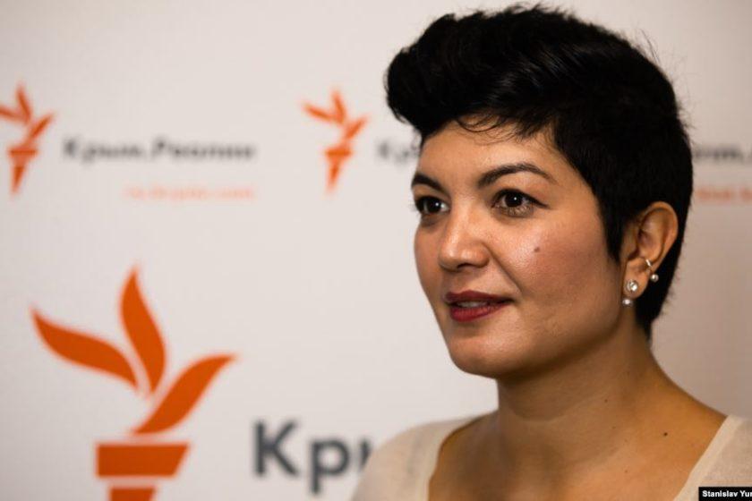 Координатор «КрымSOS» Тамила Ташева стала лауреатом польской премии